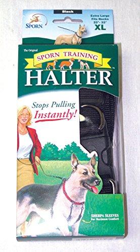 Sporn Stop Pull Halter