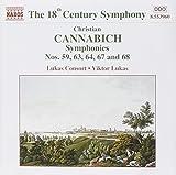Cannabich: Symphonies Nos. 59, 63, 64, 67, 68