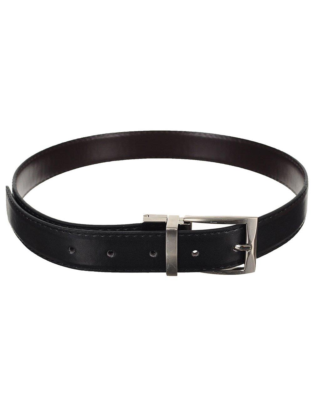 Ron Chereskin Leather Belt - black/brown, 26' 26
