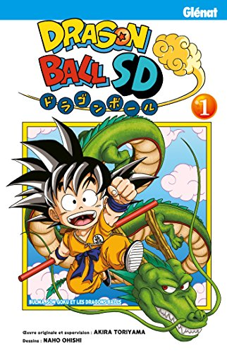 DRAGON BALL SD T.01 (COULEURS) by AKIRA TORIYAMA