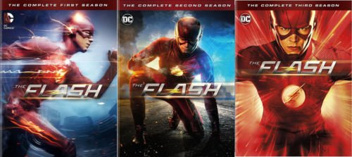 The Flash Season 1-3 Bundle