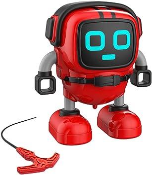 MagiDeal Juguete de Peonza Robot con Lanzador Gyro Burst Spinning ...