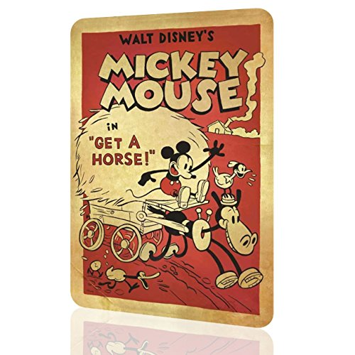 classic mickey mouse poster - 1