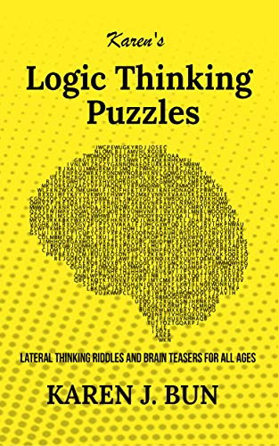 Pdf Law Karen's Logic Thinking Puzzles: Lateral Thinking Riddles And Brain Teasers For All Ages