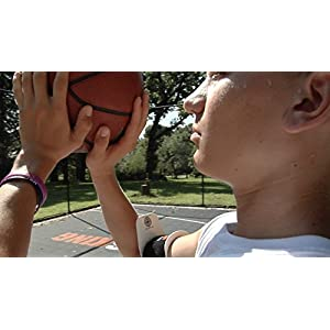 BullsEye Basketball Shooting Training Aid, Perfect Form Every Time