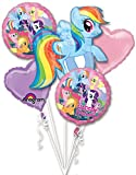 Anagram International My Little Pony Birthday Bouquet, Multicolor