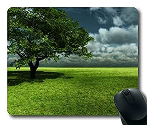 Beautiful landscape Masterpiece Limited Design Oblong Mouse Pad by Cases & Mousepads