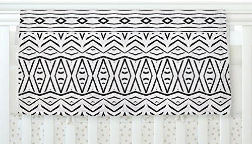40 x 30 KESS InHouse Pom Graphic Design Tambourine Fleece Baby Blanket