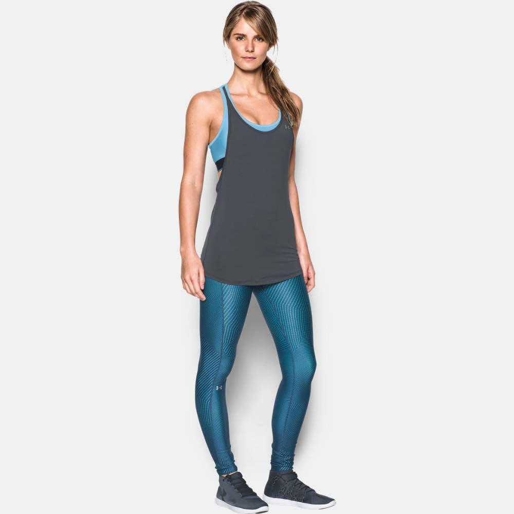 Under Armour Womens Heatgear Armour Printed Leggings