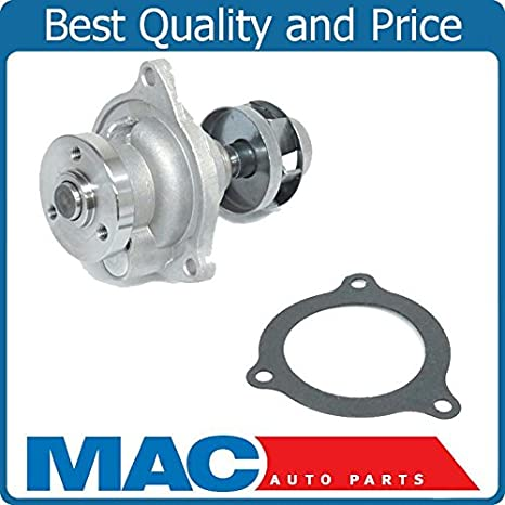Engine Water Pump W Metal Impeller For   Ford Fiesta Ka  L