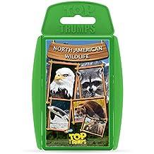 North American Wildlife Top Trumps Card Game | Educational Card Games