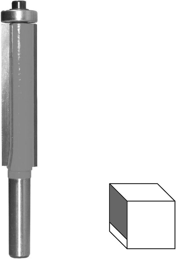 HM Bündigfräser Ø 8mm Schaft Nutenfräser Kopierfräser Holzfraeser Oberfräser