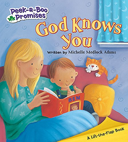 God Knows You (Peek-a-Boo Promises series) - Peek A-boo Papers