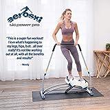 Aeroski 2.0 Ski Fitness Machine - Upgraded with New