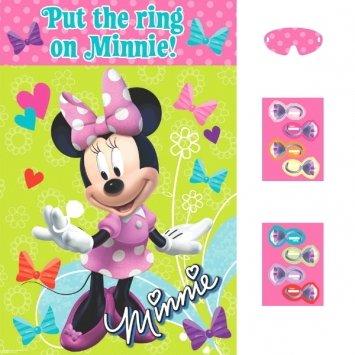 amscan Disney Minnie Mouse Bowtique Party Games (1)