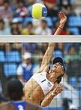 Kerri Walsh Jennings 18X24 Poster - 2012 London USA Olympic Volleyball #06