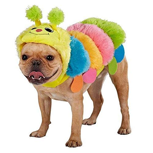 TOP PAW Caterpillar Dog Costume~Medium~