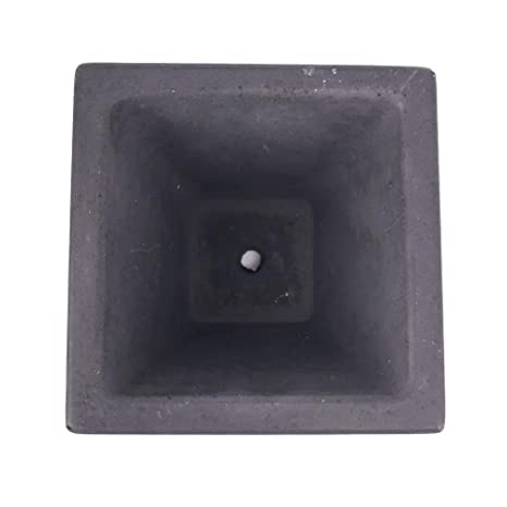 Yves25Tate Las ollas de cemento y los moldes de silicona para la decoración del hogar también