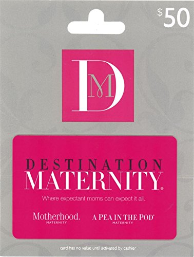 $50 Destination Maternity Gift Card