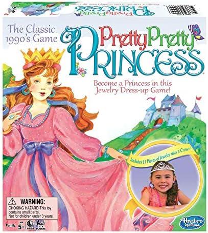 [해외]Big Game ToysPretty Pretty Princess Game Jewelry Dress Up Board Game 1990`s Classic Includes BGT Backpack Storage Tote Tiara Necklaces / Big Game ToysPretty Pretty Princess Game Jewelry Dress Up Board Game 1990`s Classic Includes B...