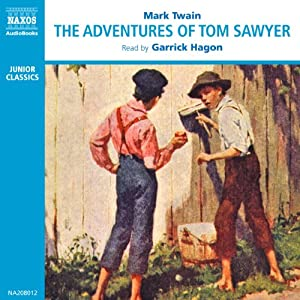 The Adventures of Tom Sawyer Hörbuch