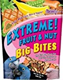 F.M. Brown's Extreme Fruit and Nut Macaw Big Bites, 1-1/2-Pound, My Pet Supplies