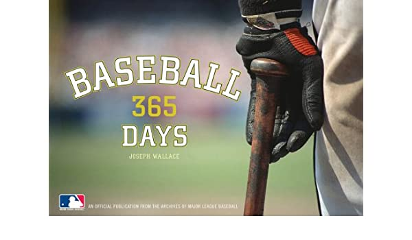 Baseball 365 Days (365 Series): Amazon.es: Joseph Wallace: Libros ...