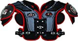 TAG ALT III 910 Football Shoulder Pad for Quarterback and Wide Receiver (X-Large)