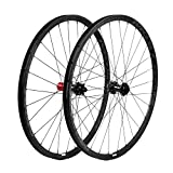 Image of mostoor UD Carbon Fiber MTB Wheels 29er Mountain Bicycle Wheelset Hookless Rim