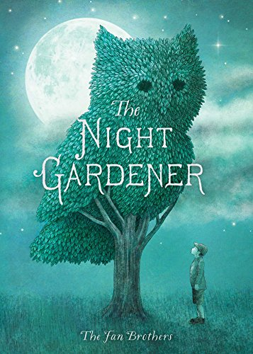 The Night Gardener by Simon Schuster Books for Young Readers