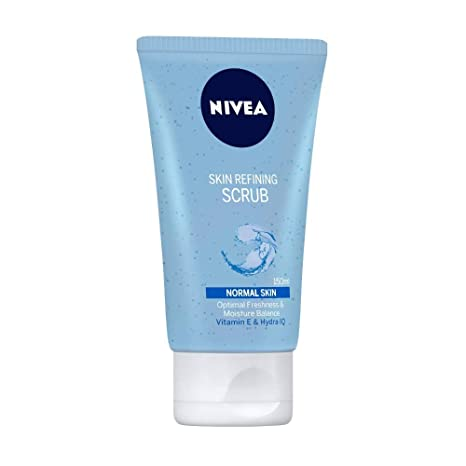 Amazon Com Nivea Skin Refining Scrub 150 Ml 5 07 Oz India Beauty
