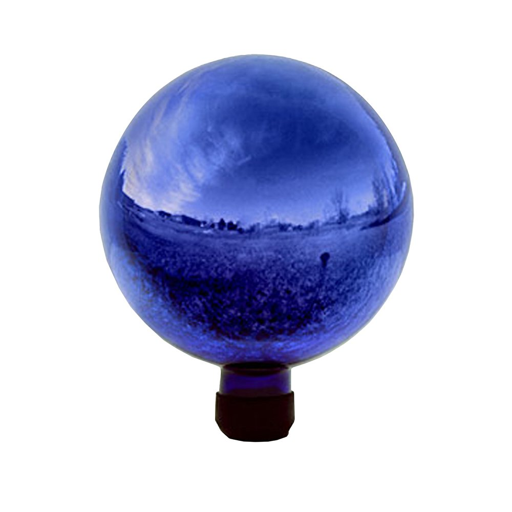 Echo Valley 8100 10-Inch Glass Gazing Globe, Blue