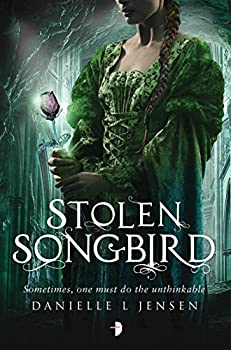 Stolen Songbird by Danielle L. Jensen fantasy book reviews