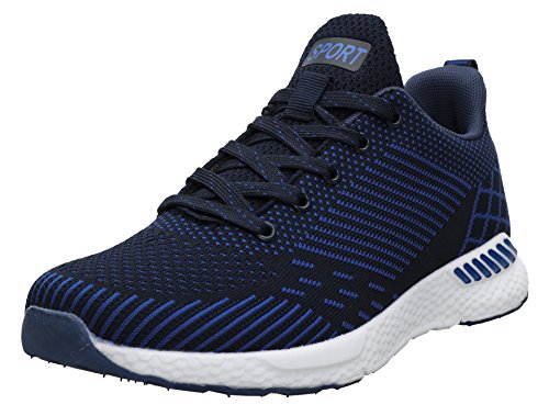 6 Mixte Bleu Mode Couleurs Adulte Léger Joomra De Jogging Poids 1830 Chaussures 1x8fBUq7