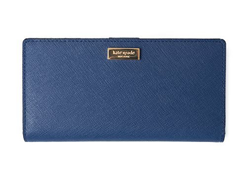 Kate Spade Stacy Laurel Way Wallet WLRU2673 Oceanicblu