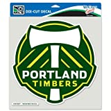 WinCraft Soccer Portland Timbers Perfect Cut Color