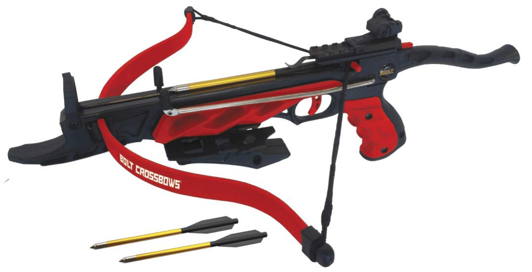The Impact Power Series Fast Cocking 80 LB. Crossbow