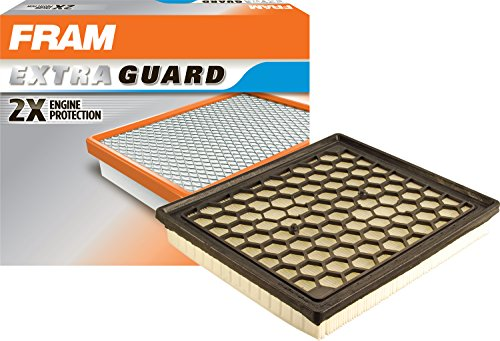FRAM CA10685 Extra Guard Rigid Rectangular Panel Air - Buick Air Regal