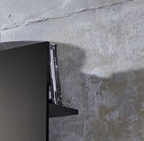 Dreams4Home Wohnkombination Florenz II Wohnwand Anbauwand Schrankwand Kombination Wohnzimmerschrank Wohnzimmer B H T Ca 164 X 124 46 Cm