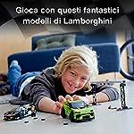 LEGO-Speed-Champions-Lamborghini-Urus-ST-X-e-Lamborghini-Huracn-Super-Trofeo-EVO-con-due-Minifigure-Set-di-Costruzioni-per-Ragazzi-8-Anni-76899