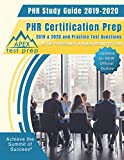 PHR Study Guide 2019-2020: PHR Certification Prep 2019 & 2020 and Practice Test