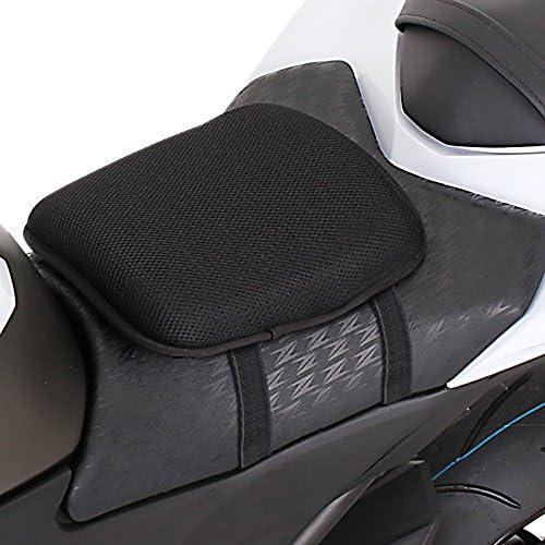 Gel Coussin de Selle S pour Triumph Bonneville T120 T100 Noir