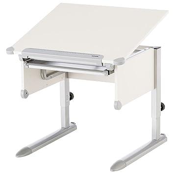 Schreibtisch Für Schulanfänger kettler kinderschreibtisch 6 fach höhenverstellbarer