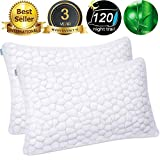 Best Bamboo Pillows - Bamboo Pillow Cool Bed Pillows for Sleeping 2 Review