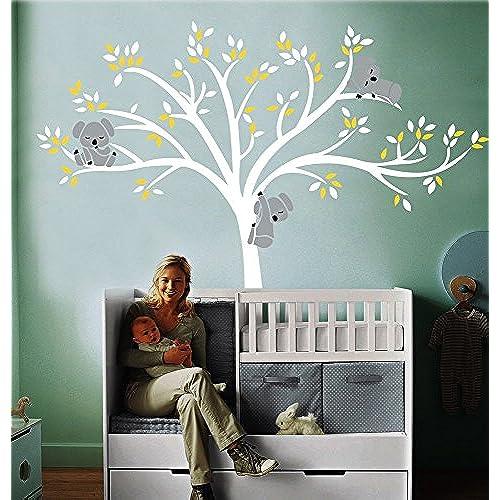 wall decals tall tree nursery amazon com