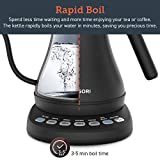 COSORI Electric Gooseneck Kettle with 5 Variable