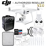 DJI Phantom 4 Pro V2.0/Version 2.0 Quadcopter Essential Backpacker Bundle