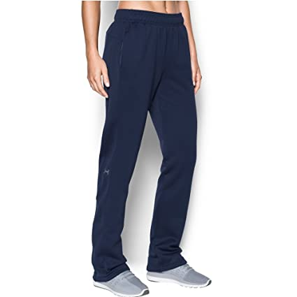 fc97215011be Amazon.com  Under Armour Women s Double Threat Armour Fleece Pants  Sports    Outdoors