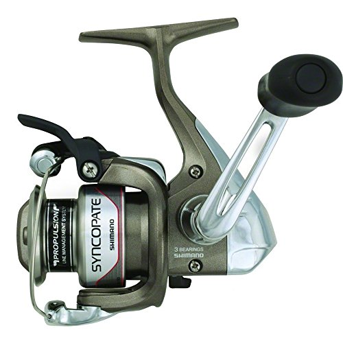 SHIMANO SYNCOPATE 1000FGC Front Drag, Freshwater Spinning for sale  Delivered anywhere in USA