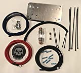 2015 And Newer Road Glide Amplifier Wiring and Mounting Kit for Rockford Fosgate PBR400X4D or PBR300X2 or PBR300X4 Harley Davidson